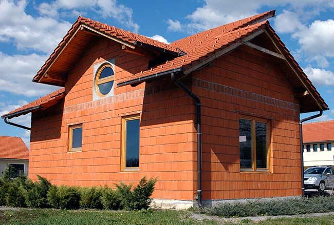 Построить дом из теплой керамики