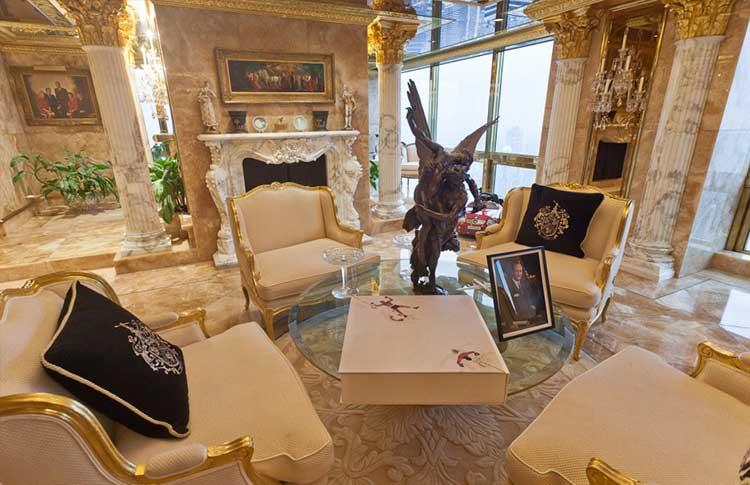 Гостиная президента США
