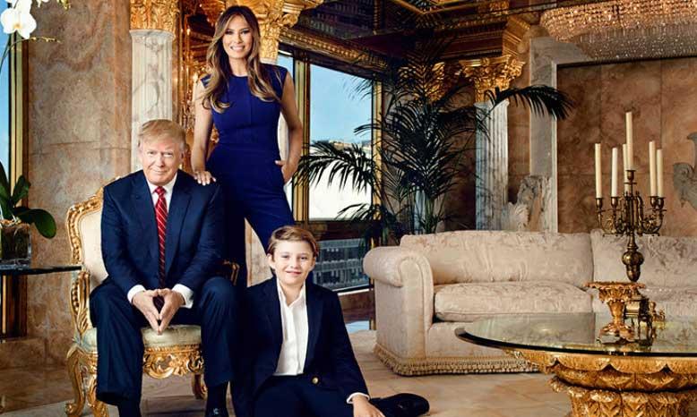 Семья и их дом