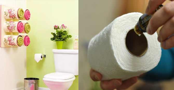 Лайфхак для ванны и туалета