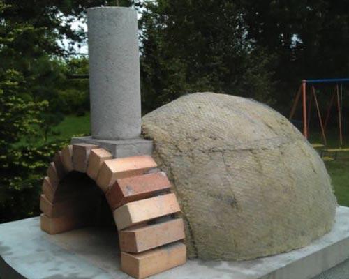 Труба для купола