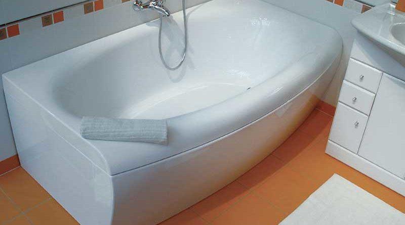 Акриловая ванна плюсы
