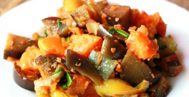Баклажаны рецепты вкусно и просто