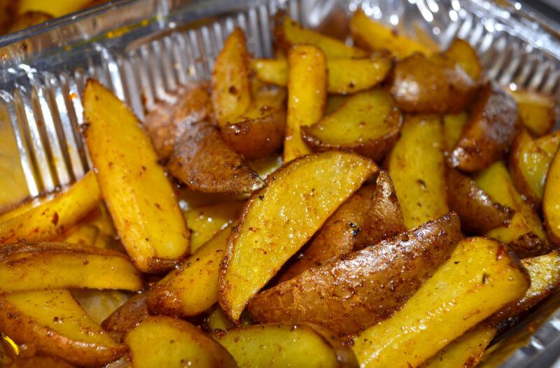 Картошка по деревенски рецепты