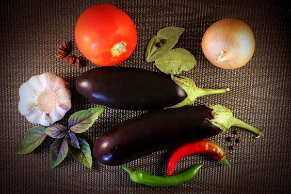 Баклажаны армянский рецепт