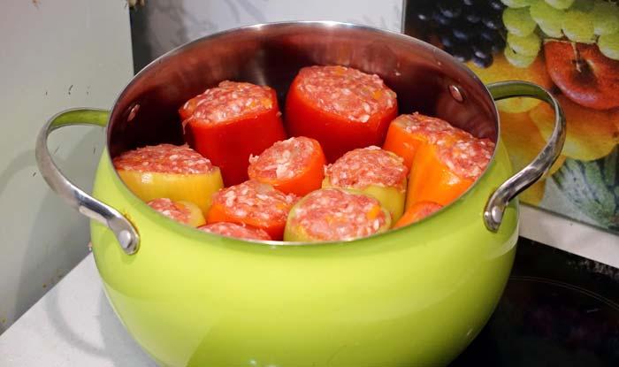 Фаршированный перец с мясом: 6 самых вкусных рецептов