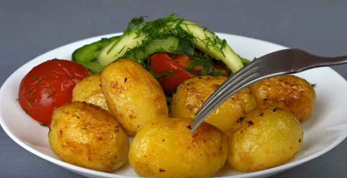 Картофель вкусно чудо