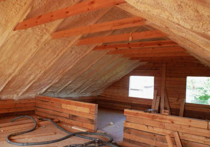 Как утеплить крышу дома изнутри, чтобы не было конденсата
